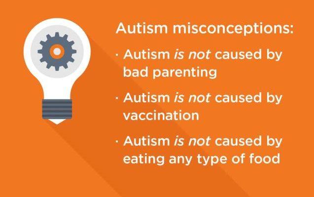 Autism Misconceptions