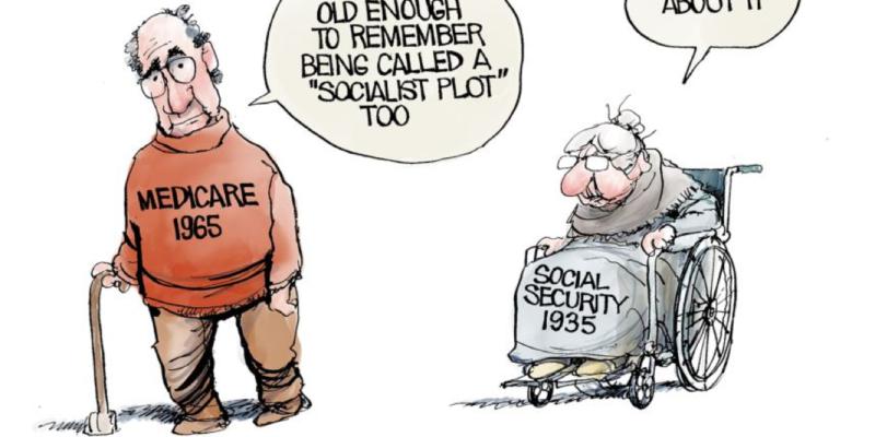 Medicare 1965 comparison