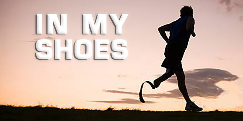 In My Shoes Silhouette Runner