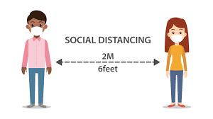 Mask Wearing Social Distancing